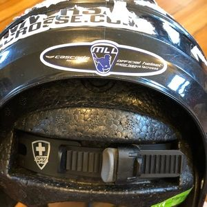 Boys Cascade lacrosse helmet size s/m